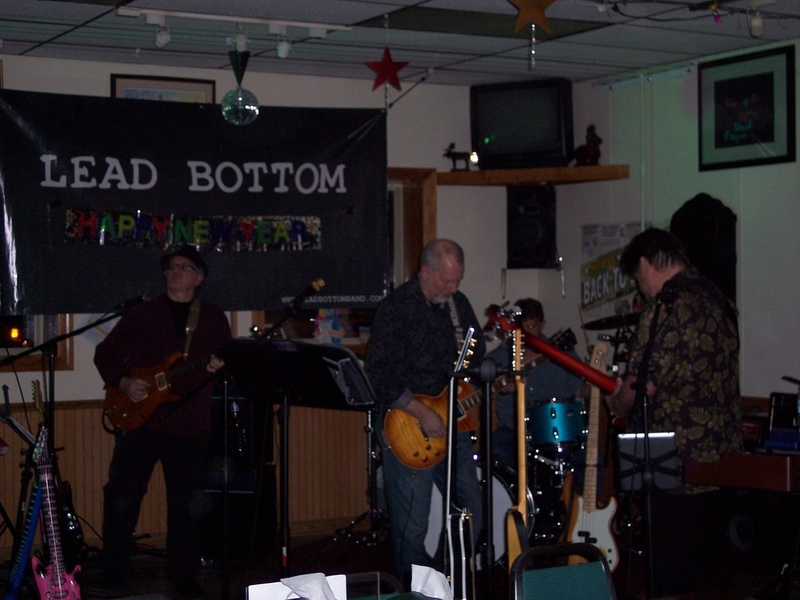 "Great Band ""Lead Bottom"""